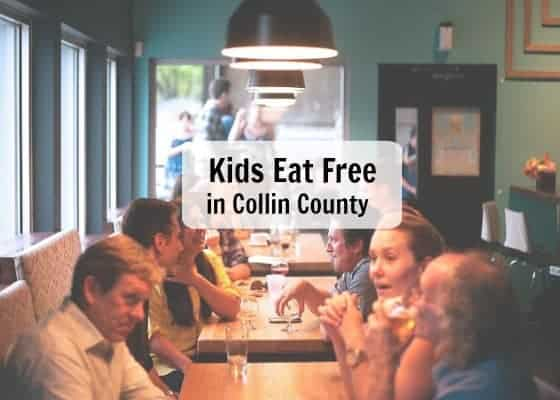 Kids Eat Free in Collin County