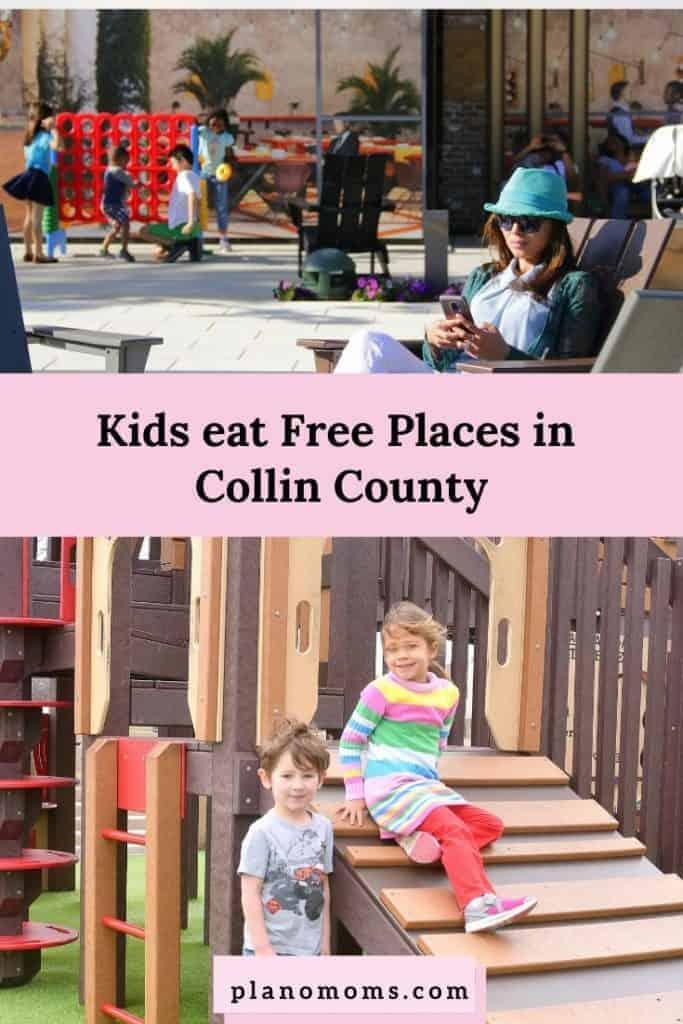Kids eat Free Plano