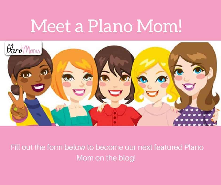 Meet a Plano Mom - Meet a Plano Mom Form -  -