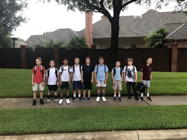 Boys Middle School Plano ISD