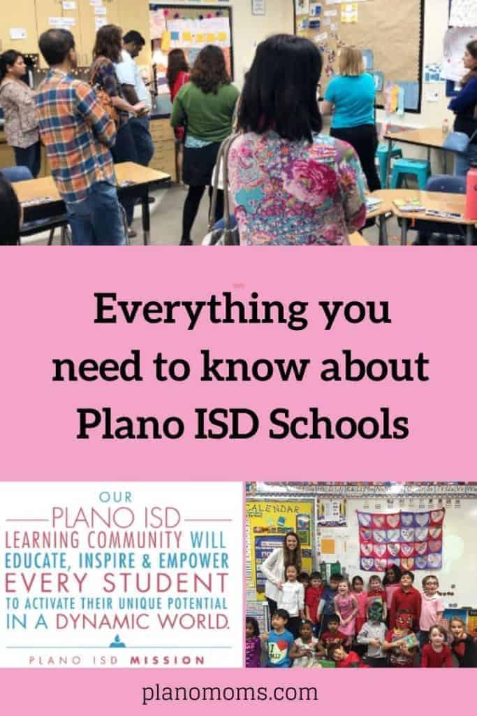 Plano ISD Schools