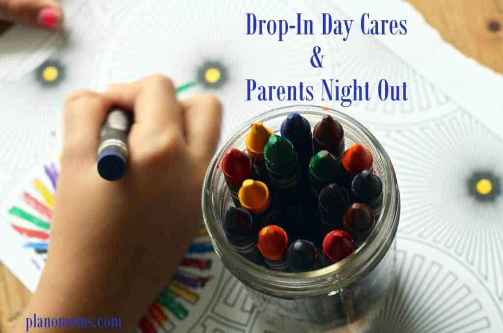 drop in daycares PNO