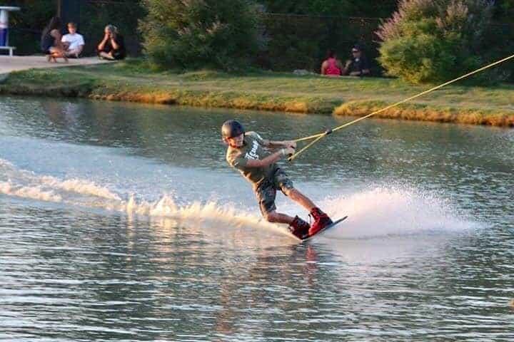 hydrous wakboard park in allen