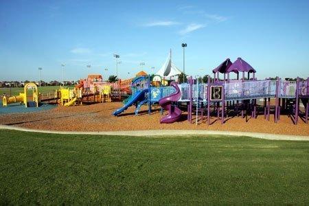 Celebration Park Allen TX