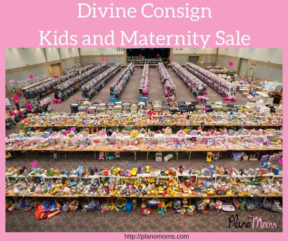 Divine Consign Kids and Maternity Sale