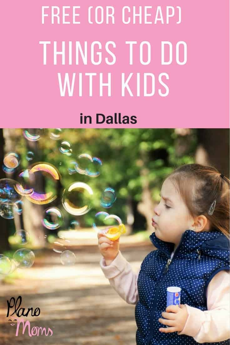 Free or cheap things to do with kids