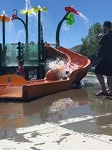 Oak Hills Splash Park Carrollton