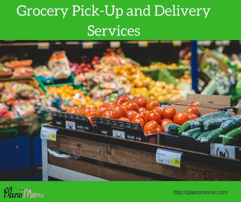 grocery pick up and delivery services in plano