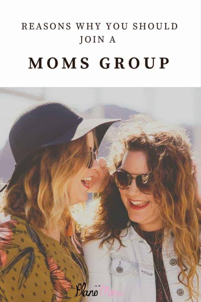 Reasons to Join a Moms Group