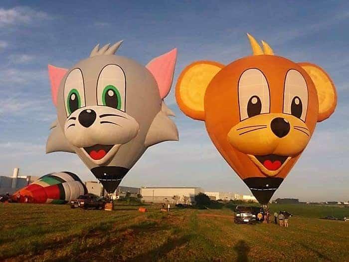 Plano Balloon Festival 2017