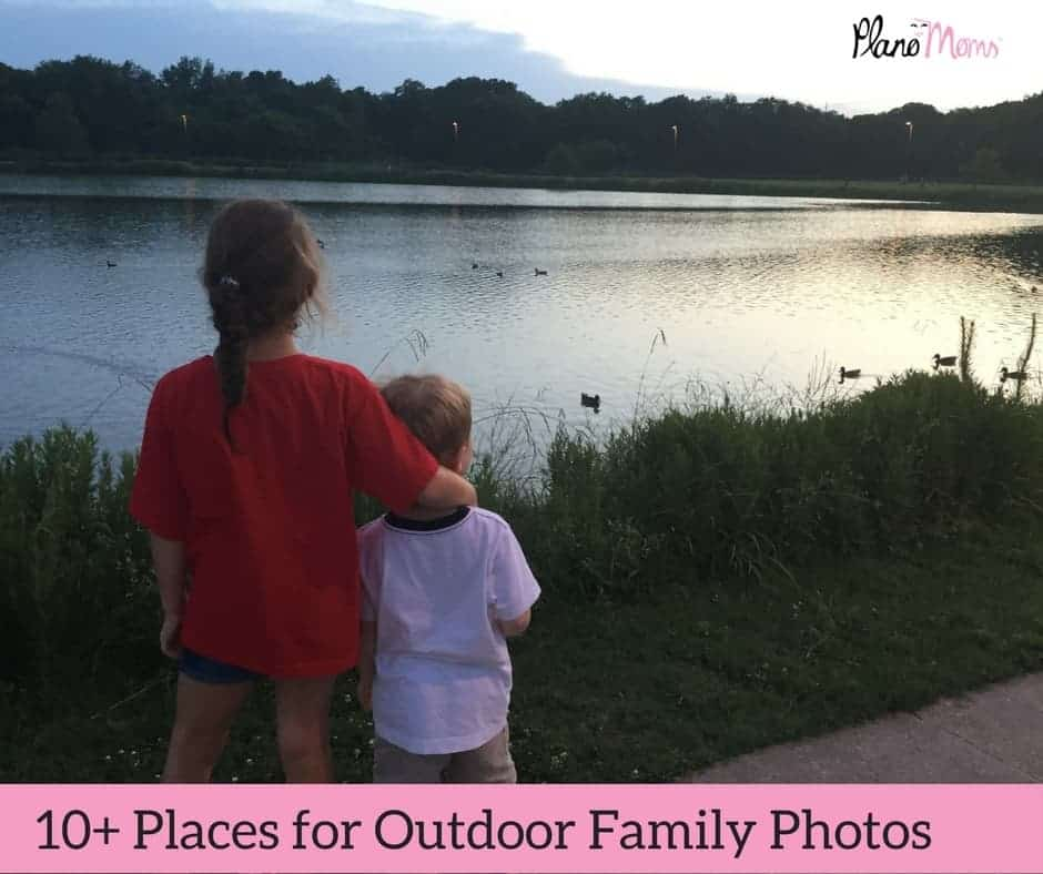 The Best Places for Outdoor Photos In and Around Plano