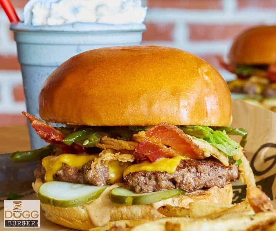 Best Burgers in Plano Dugg Burger