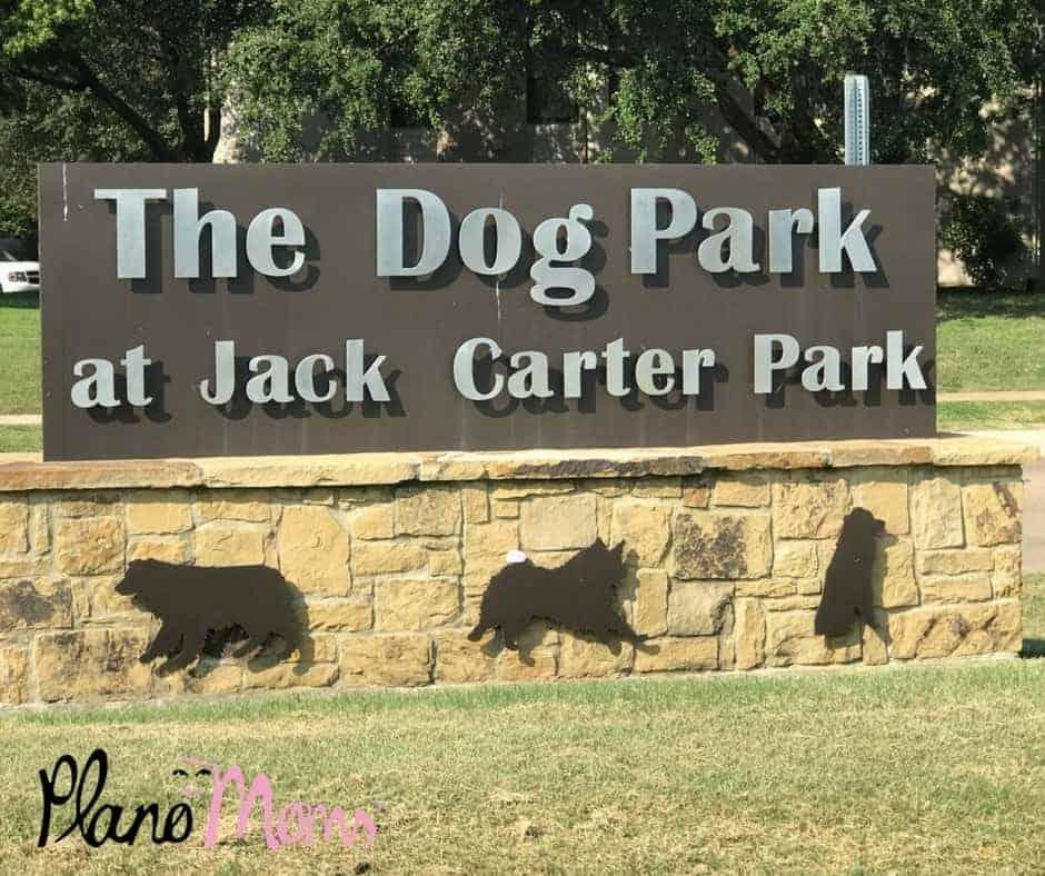 Dog Park at Jack Carter Park