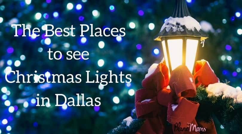 Best Places to See Lights in Dallas