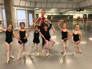 chamberlain ballet