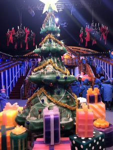 gaylord texan ice exhibit