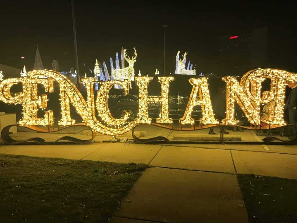 Enchant image