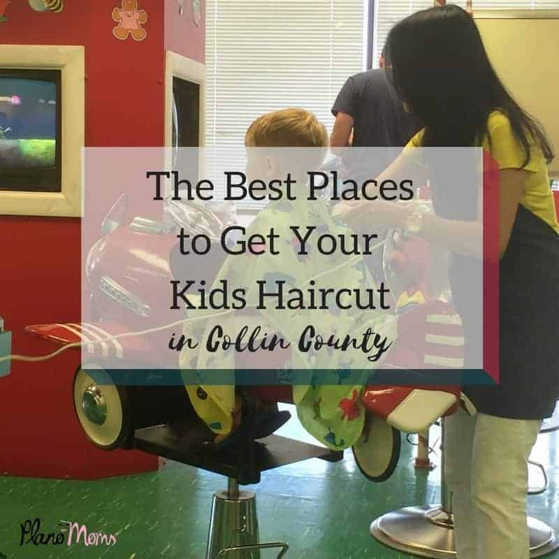 Places To Get The Best Haircuts For Kids In Collin County