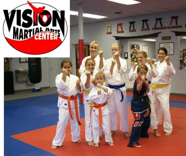 vision martial arts plano