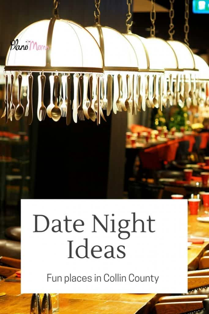 The best date night ideas around Collin County area