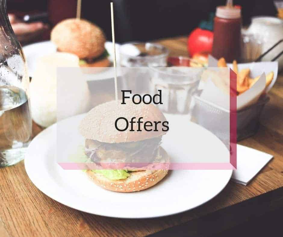 food offers