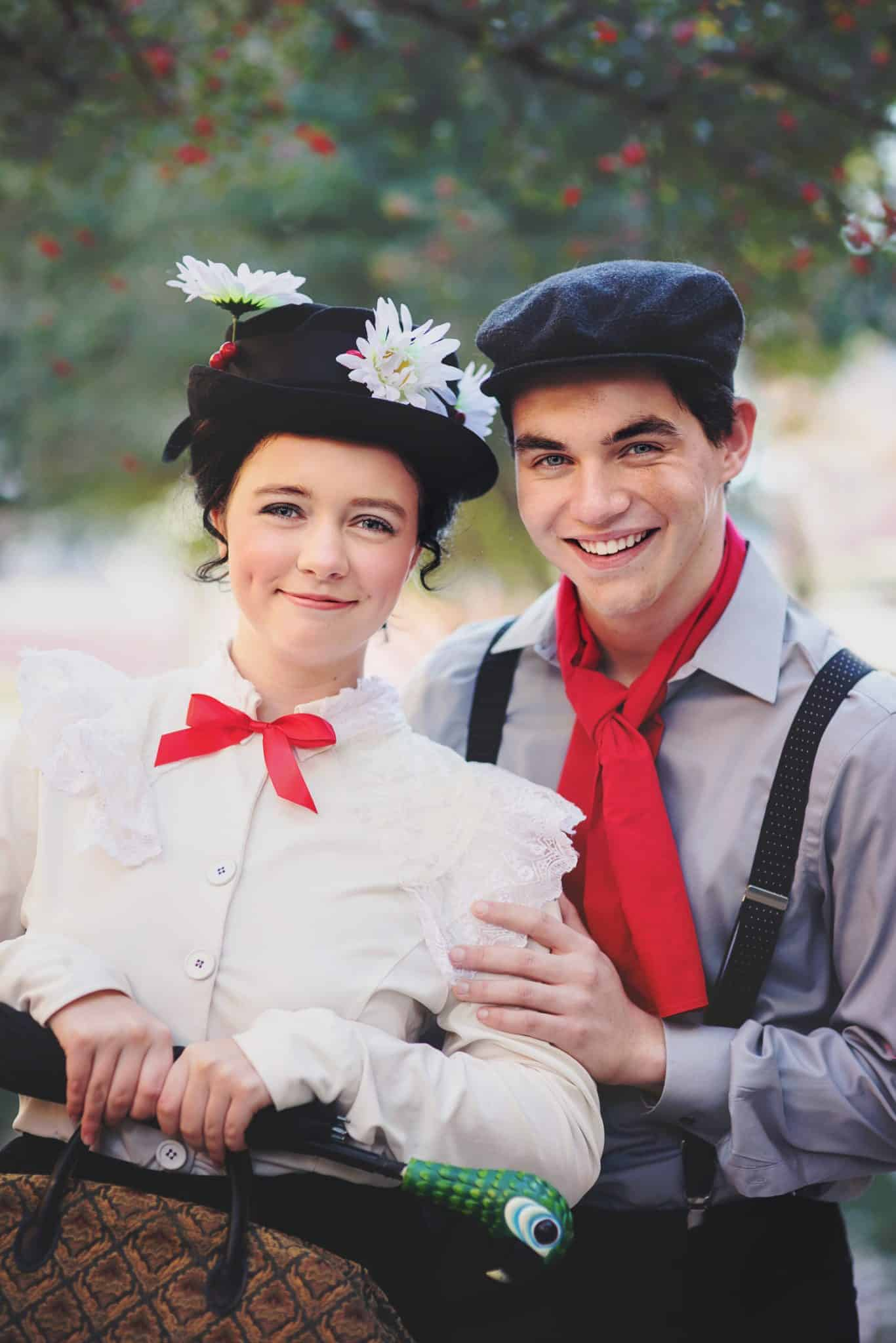 NTPA Mary Poppins Grace Raber and Brad Weatherford