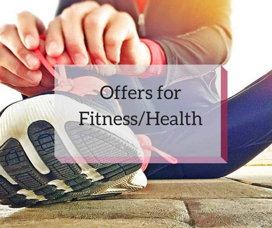 Fitness and Health Offers in Plano