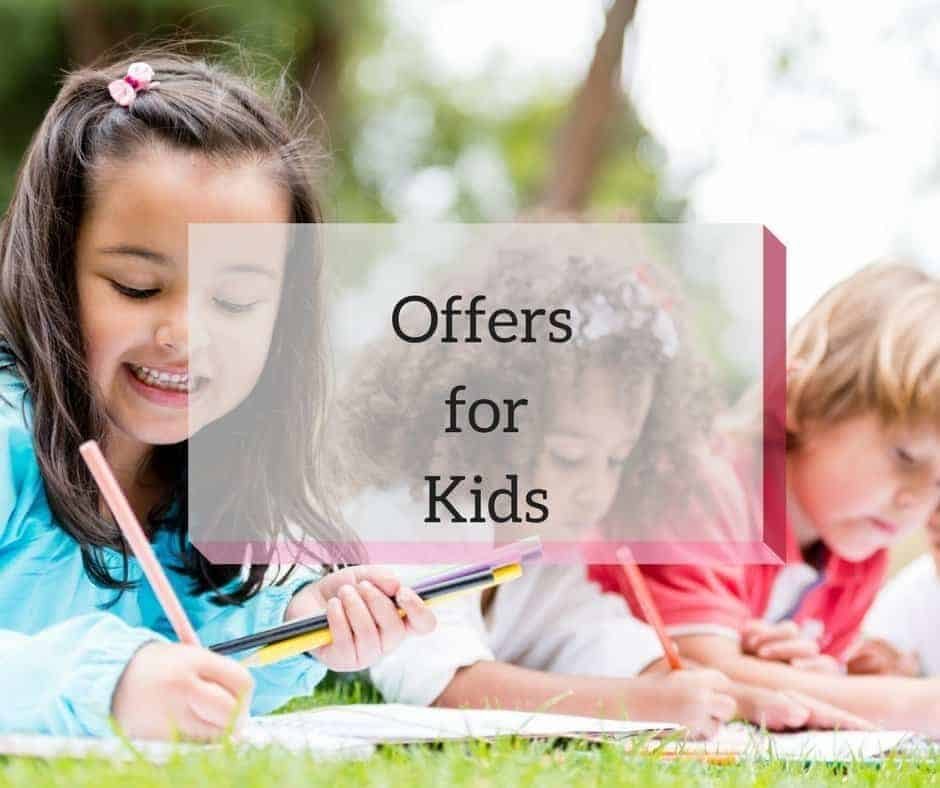 Offers for Kids