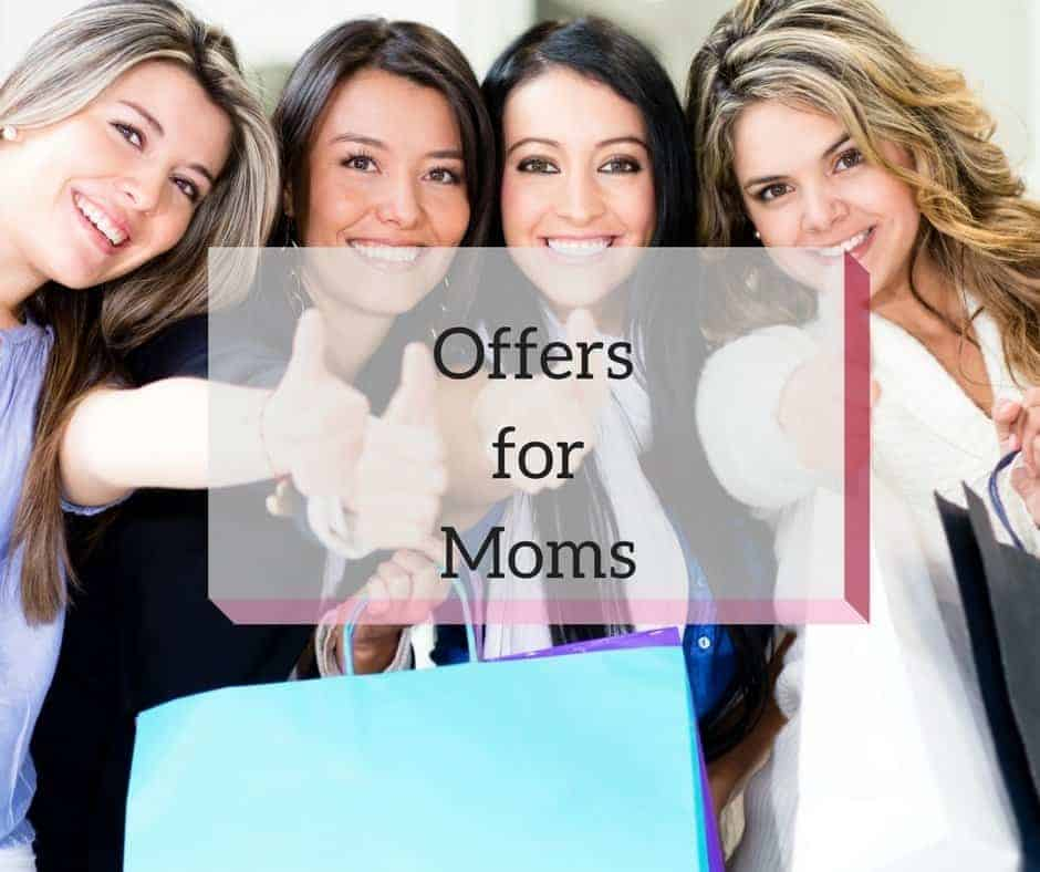 Offers for Moms