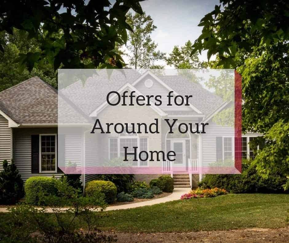 Offers for Around Your Plano Home