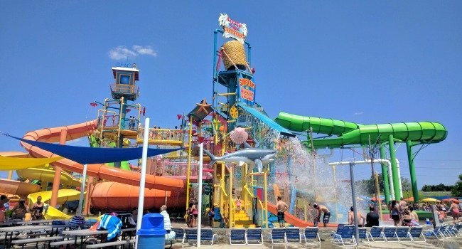 Hawaiian Falls DFW Membership