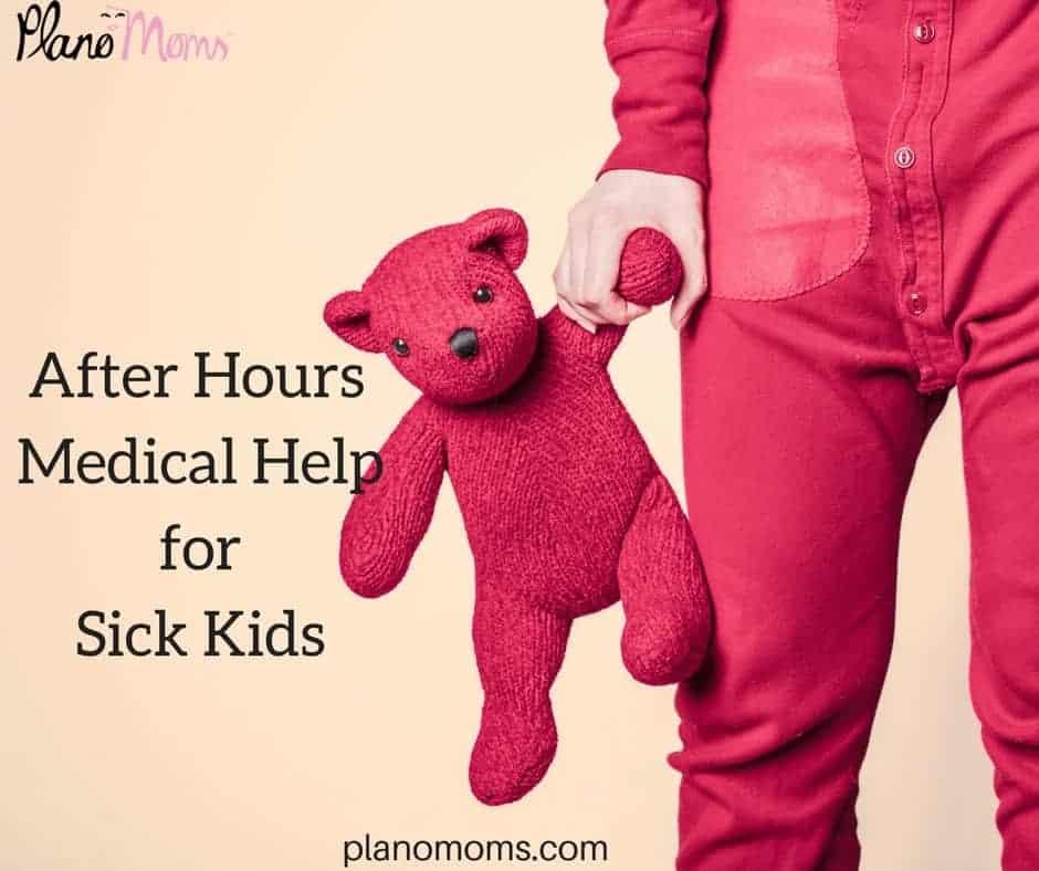 After Hours Medical HelpforSick Kids