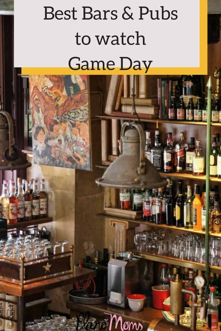 Best Bars and Pubs to watch Game Day