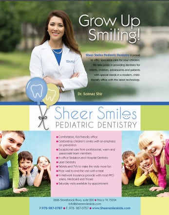 Sheer Smiles Pediatric Dentist TX