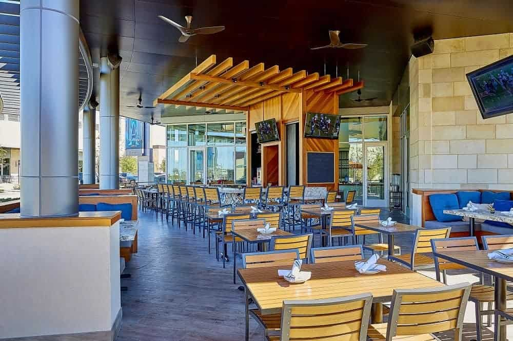 best patios in collin county