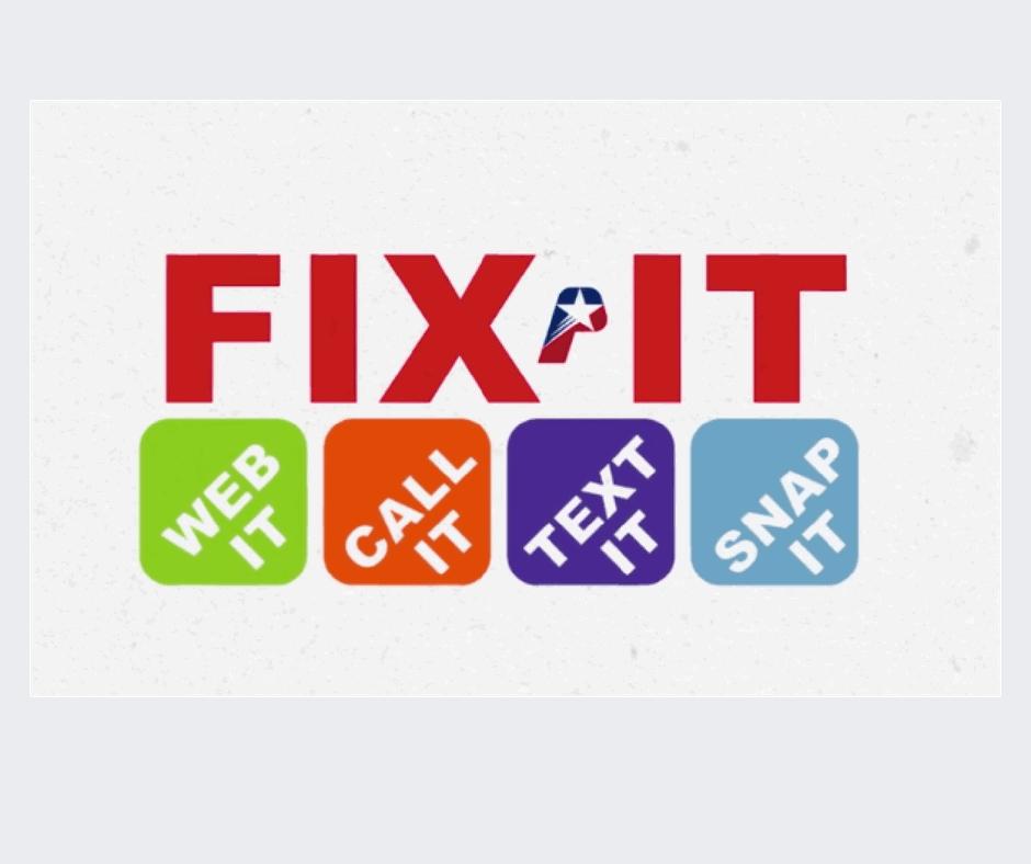 Fix it Plano