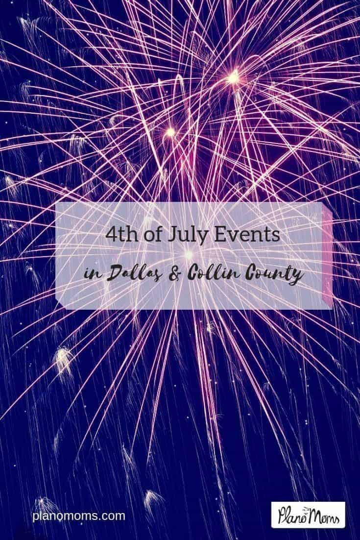 Independence Day celebrations in Plano TX