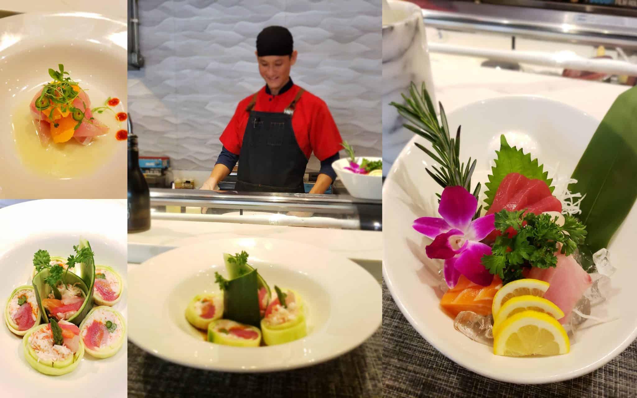 Sushi in Plano