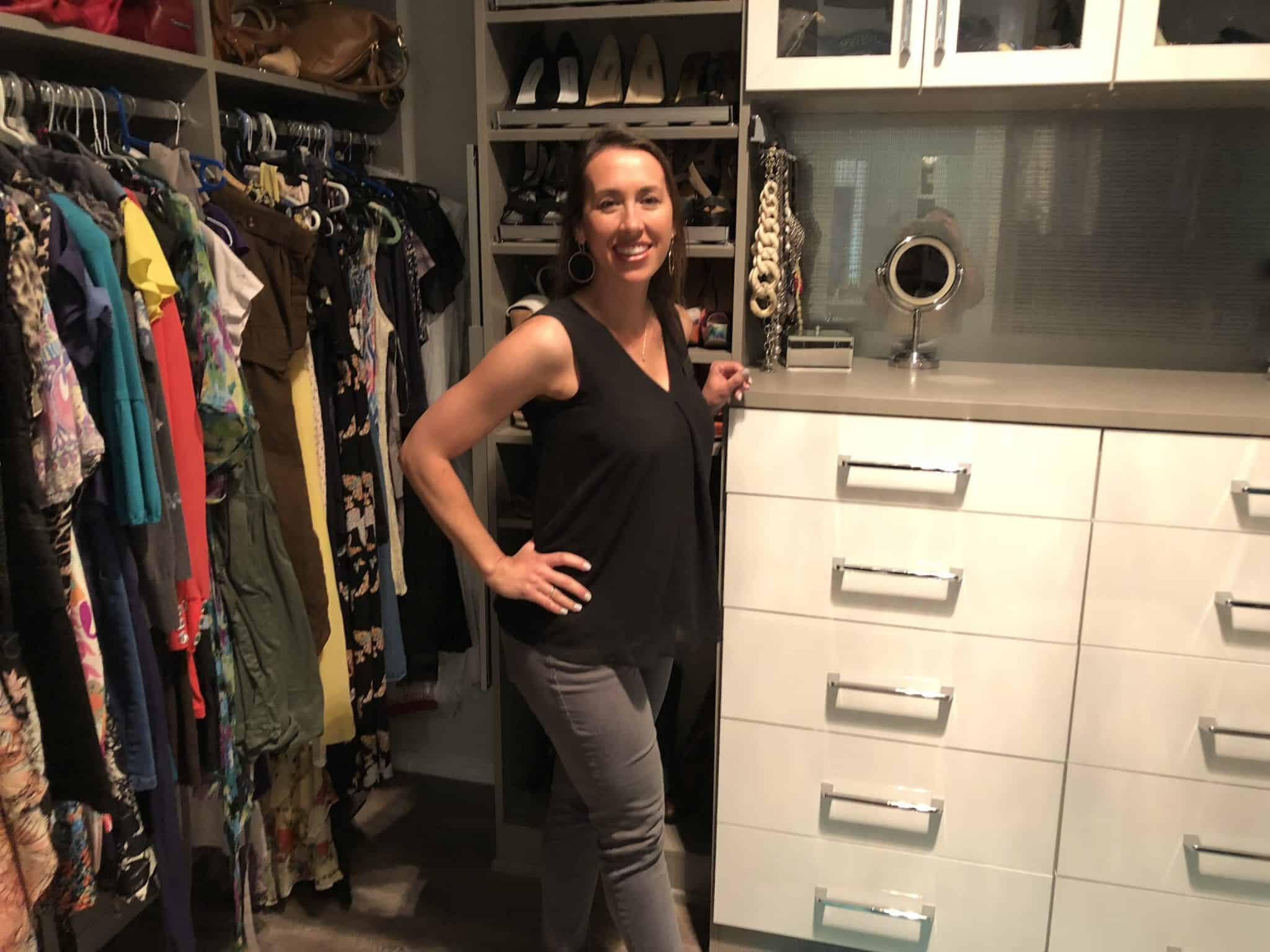 Lori Mann California Closets