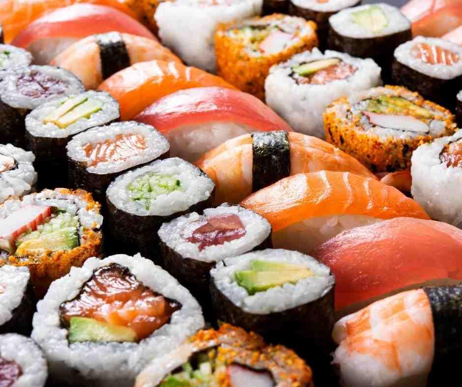 sushi near me in Plano