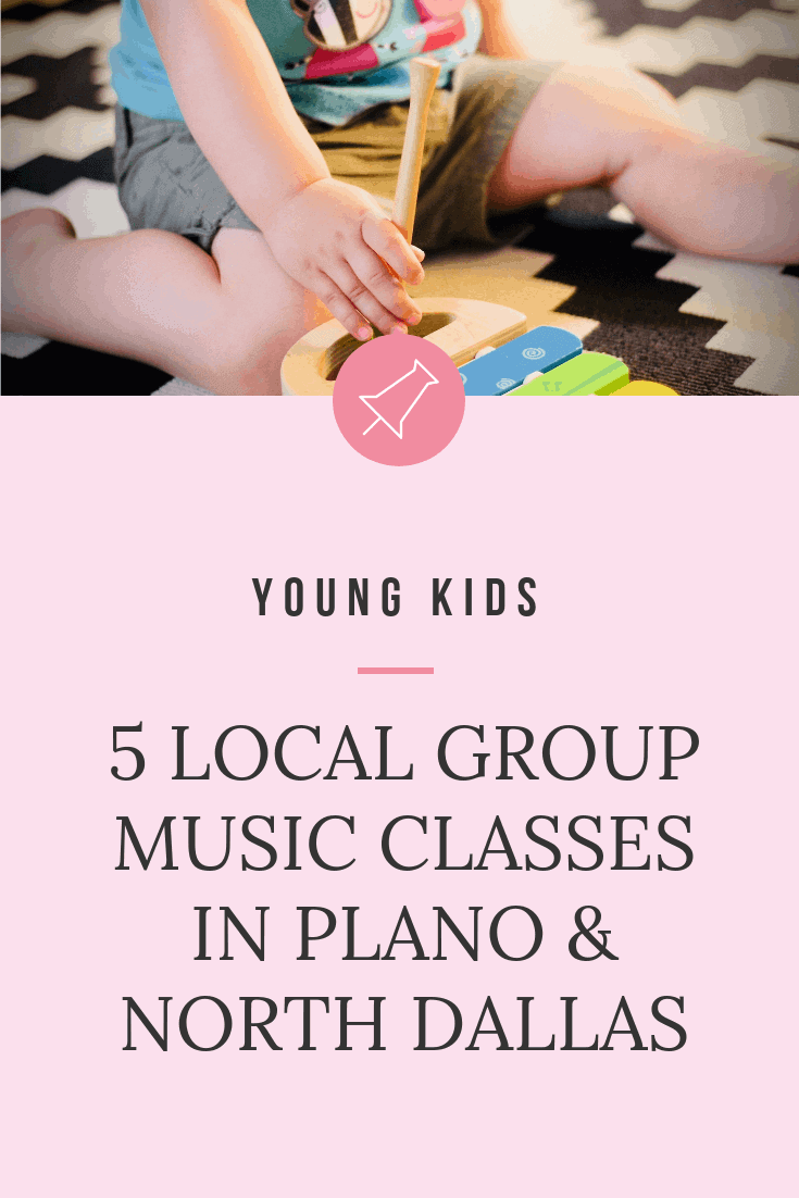 Local Music Classes for Babies and Preschoolers