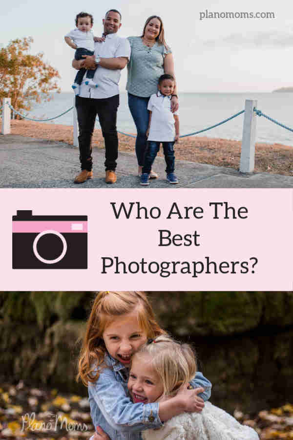 Who are the best Photographers in the area?
