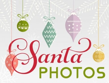 Santa photos in Plano TX