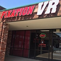 Fixation Virtual Reality