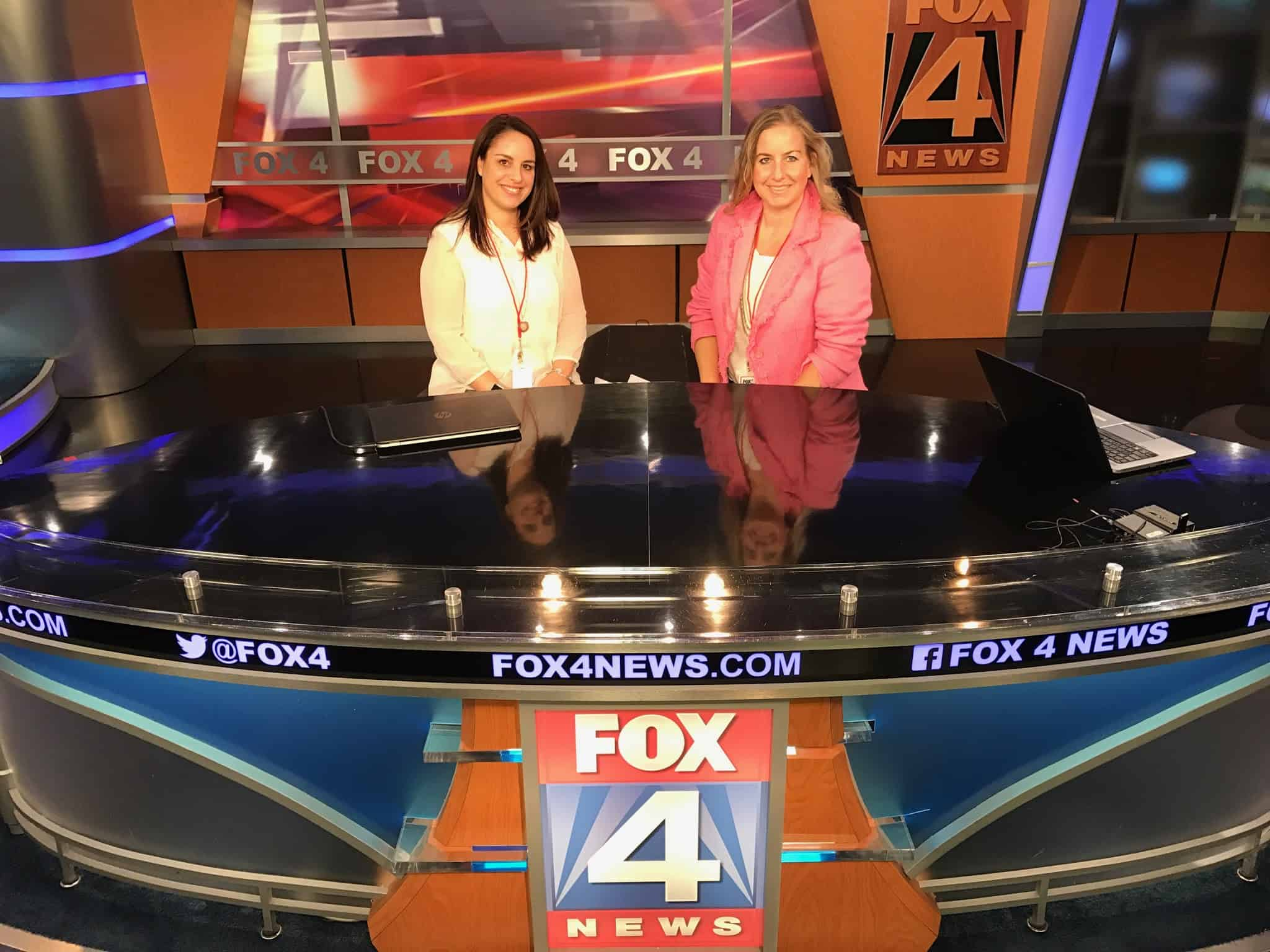 Abbie on Fox 4, Plano Moms featured