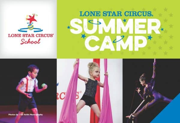 Lone Star Circus Camp