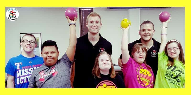 Special Needs Fitness Camp