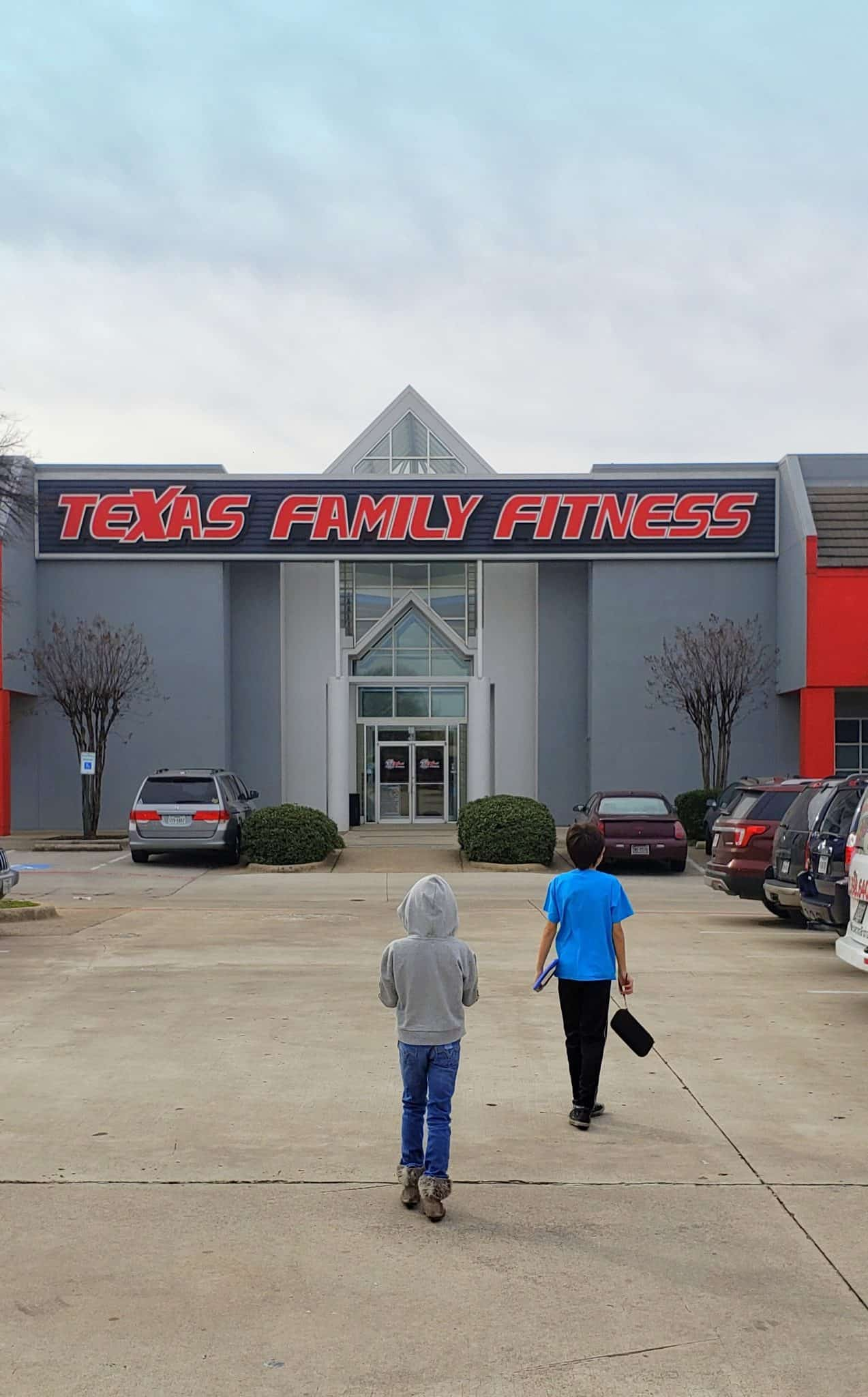 Texas Family Fitness Gym