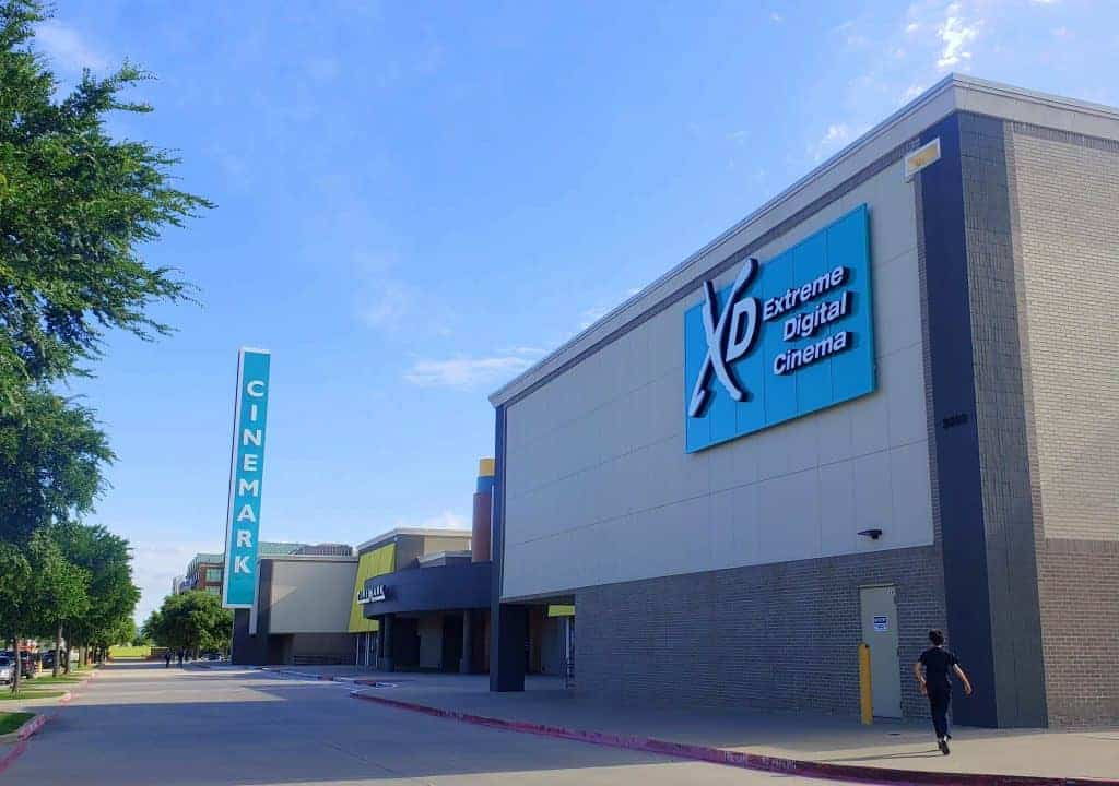 Cinemark West Plano