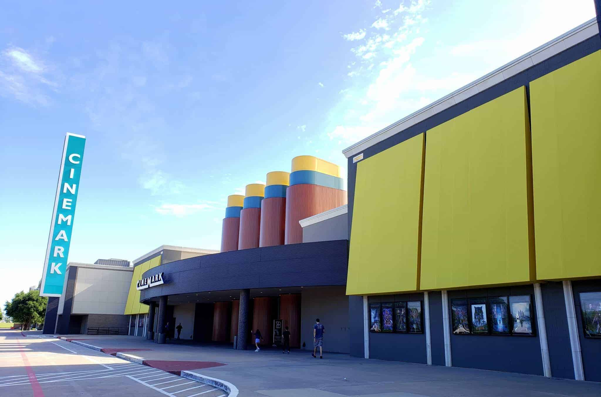 Cinemark West Plano Movies